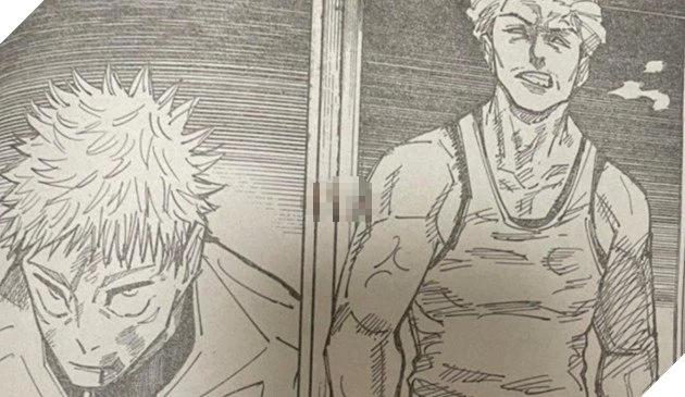 Spoil Jujutsu Kaisen chap 157: Yuuji thử sức cùng Hakari, nhân vật chính quyết tâm trở thành vua lì đòn - Ảnh 2.