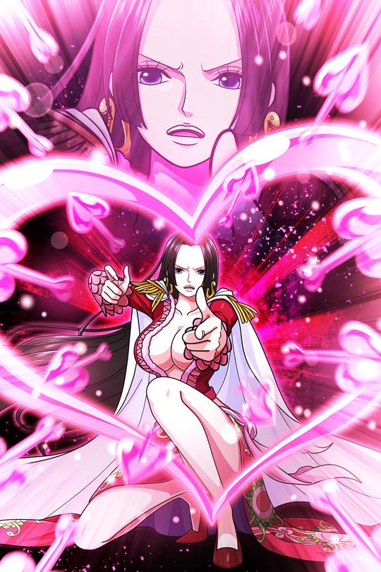 One Piece: Đều sở hữu Haki bá vương, Yamato hay Boa Hancock sẽ là người phụ nữ mạnh nhất trong tương lai? - Ảnh 2.