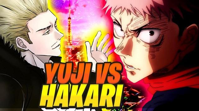 Spoil Jujutsu Kaisen chap 157: Yuuji thử sức cùng Hakari, nhân vật chính quyết tâm trở thành vua lì đòn - Ảnh 1.