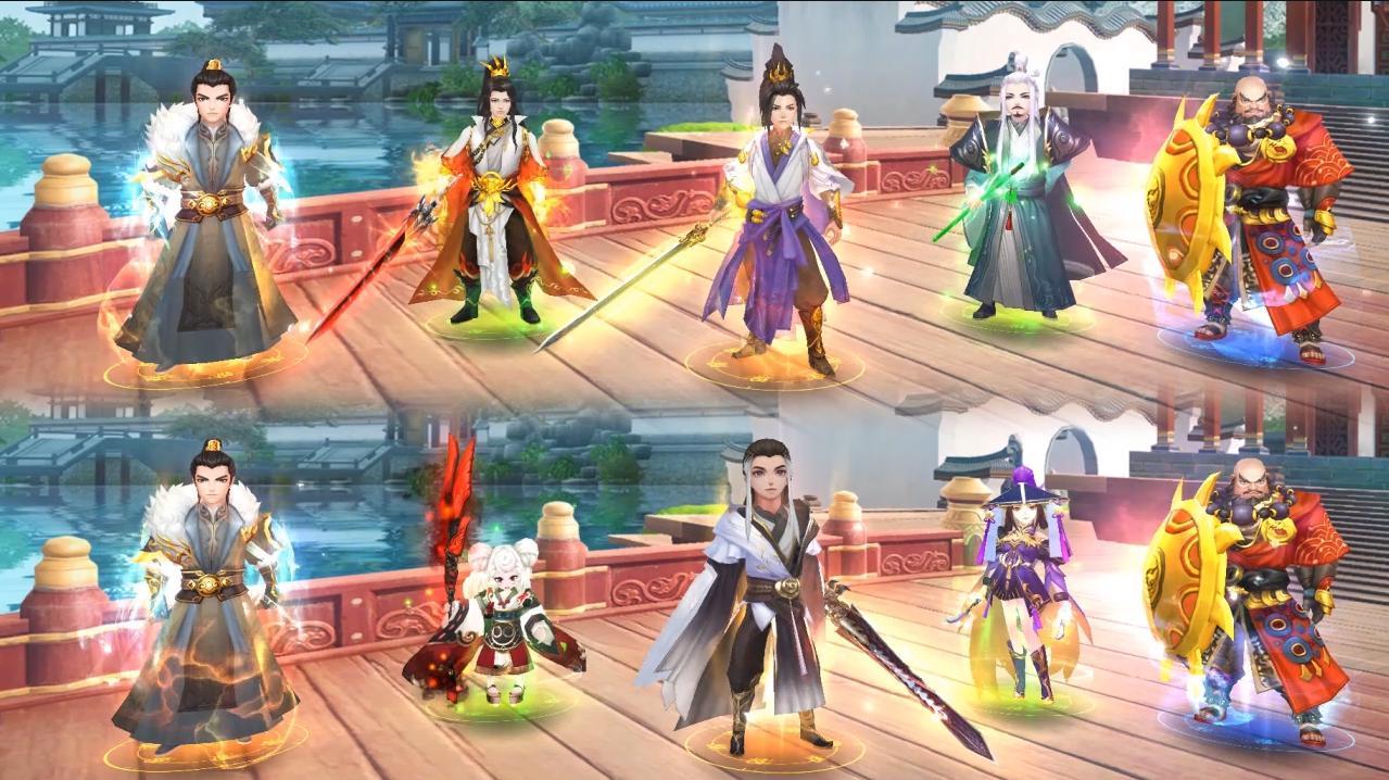 Top 5 nhân vật có màn hack speed khủng khiếp nhất trong truyện Kim Dung, bộ ba Phong - Quá - Kỵ không có cửa - Ảnh 5.