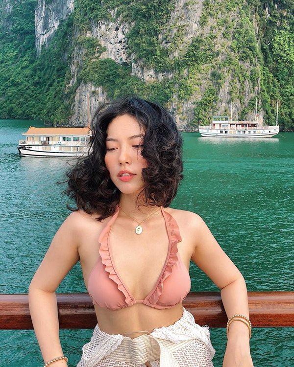 Bạn gái sexy của cơ trưởng trẻ nhất Việt Nam Photo-1-1632990140914331539414