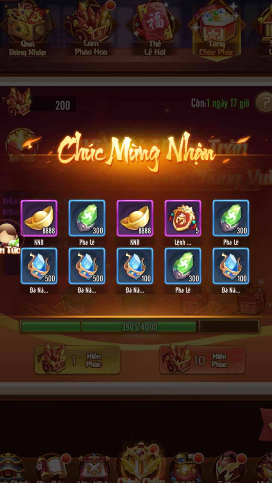 Tựa game hở ra 1 cái là tặng quà, lấy cớ tặng quà liên tục, tặng toàn tướng xịn, nổ cả chục ngàn KNB khiến game thủ không kịp trở tay - Ảnh 6.