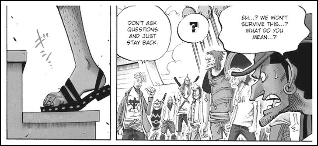 One Piece: Những bằng chứng cho thấy Phượng Hoàng Marco sở hữu Haki quan sát nâng cao có thể nhìn thấu tương lai - Ảnh 1.