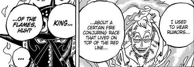 One Piece: Mối liên hệ bất ngờ giữa Sanji và King, chủng tộc bí ẩn của Tam Tai này có liên quan đến gia tộc Vinsmoke? - Ảnh 1.