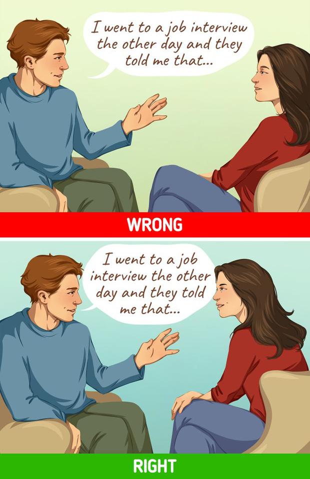 7 bí kíp tâm lý giúp bạn tự tin bao trọn mọi cuộc trò chuyện, kể cả phỏng vấn xin việc - Ảnh 2.