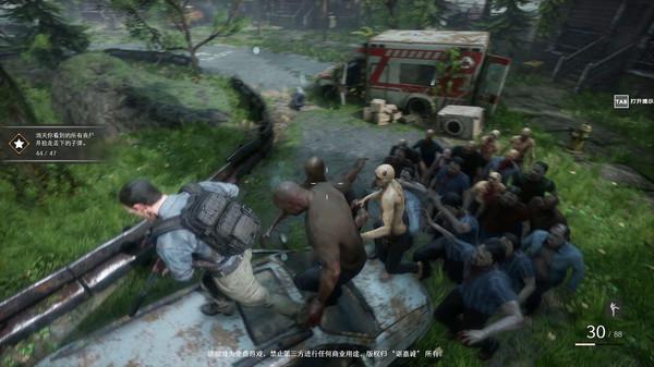 Deathly Stillness, game bắn zombies cực hay Photo-1-16308143453511436784049