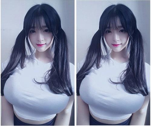 cô giáo hot girl nhanh chóng nổi tiếng vì có vòng một siêu ngoại cỡ Photo-1-16308250242441959637946