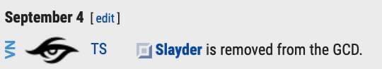 Cơ hội chơi cho LDL đã tới, Xạ thủ Slayder chia tay Team Secret? - Ảnh 2.