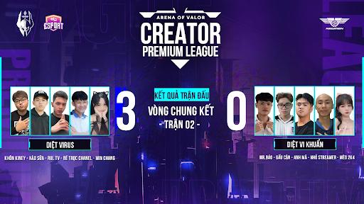 Chung kết AOV Creator Premium League 1-16309926935721594537958