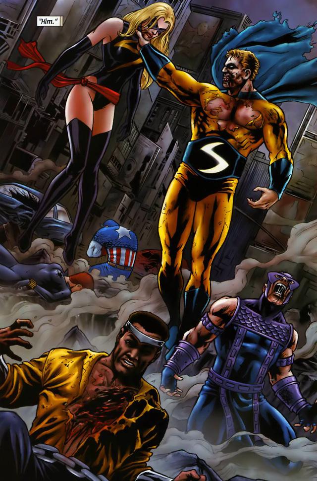 What If...?: Hé lộ hình ảnh Captain America phiên bản xác sống, phải chăng Marvel Zombies sẽ được tái diễn? - Ảnh 4.