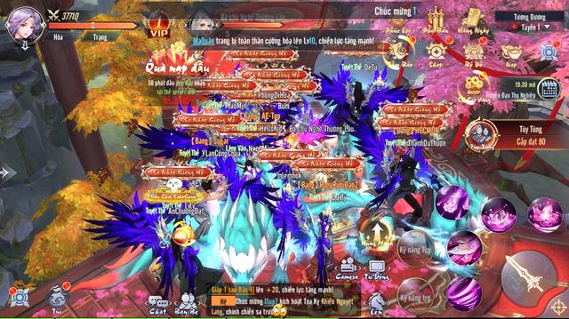 Tròn 1 tuần ra mắt đại thắng, Tàng Kiếm Mobile mở tiệc ăn mừng, tặng GIFTCODE đặc biệt cho game thủ - Ảnh 2.