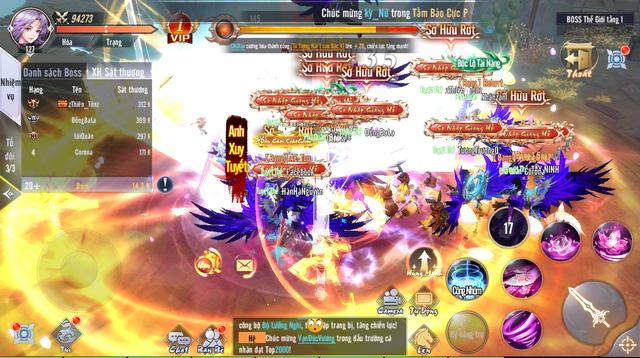 Tròn 1 tuần ra mắt đại thắng, Tàng Kiếm Mobile mở tiệc ăn mừng, tặng GIFTCODE đặc biệt cho game thủ - Ảnh 3.