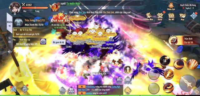 Tròn 1 tuần ra mắt đại thắng, Tàng Kiếm Mobile mở tiệc ăn mừng, tặng GIFTCODE đặc biệt cho game thủ - Ảnh 5.