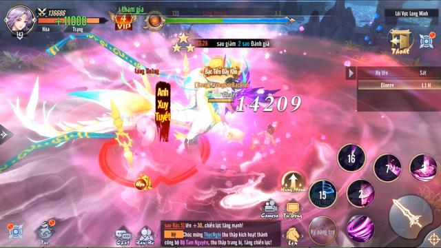Tròn 1 tuần ra mắt đại thắng, Tàng Kiếm Mobile mở tiệc ăn mừng, tặng GIFTCODE đặc biệt cho game thủ - Ảnh 6.