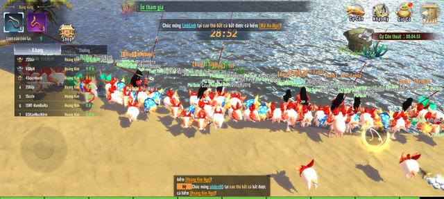 Tròn 1 tuần ra mắt đại thắng, Tàng Kiếm Mobile mở tiệc ăn mừng, tặng GIFTCODE đặc biệt cho game thủ - Ảnh 8.