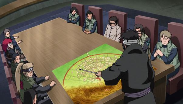 Naruto: Tại sao Senju không được xếp vào bốn gia tộc lớn có tầm ảnh hưởng ở Konoha? - Ảnh 1.