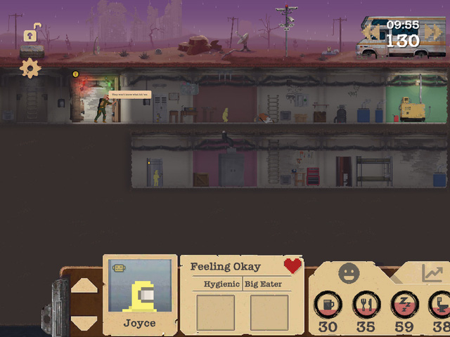 100% free download of the great post-apocalyptic game - Sheltered - Photo 2.