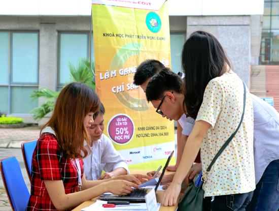 Xuất hiện lớp học dạy làm game tại Việt Nam 1