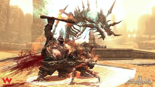 Game 3D miễn phí Archlord II đã mở cửa 2