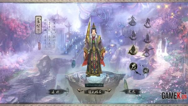 Tổng thể về Ngã Dục Phong Thần - Game 2.5D theo tiểu thuyết mạng 1