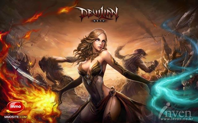 Devilian - Bản sao Diablo rục rịch mở cửa chính thức