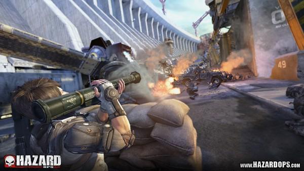 Game bắn súng hấp đẫn Hazard Ops chuẩn bị mở cửa bản tiếng Anh 1