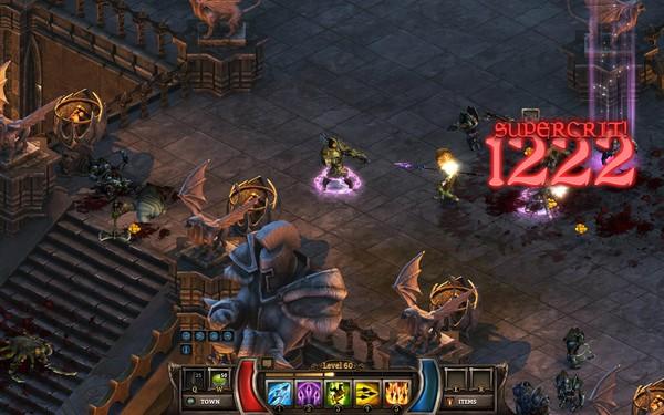 Gameplay chi tiết của Diablo phiên bản web KingsRoad 1