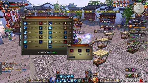 Tổng thể chi tiết gameplay của Phong Thiên 10