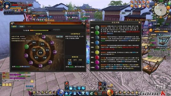 Tổng thể chi tiết gameplay của Phong Thiên 11
