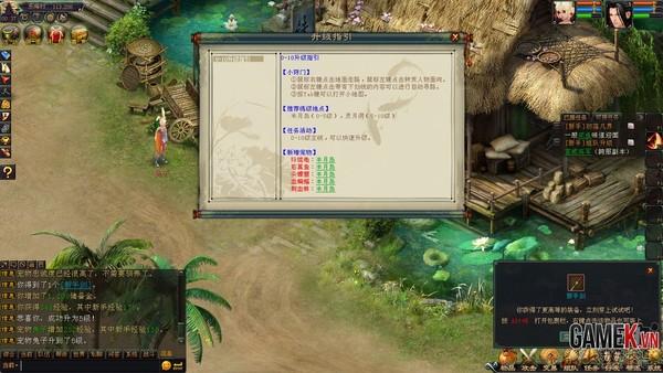 Tổng thể về Ngã Dục Phong Thần - Game 2.5D theo tiểu thuyết mạng 13