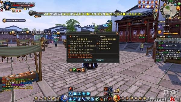 Tổng thể chi tiết gameplay của Phong Thiên 16