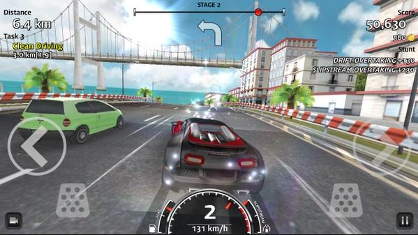 Rush Horizon - Giữ vững tay lái trên đường đua tự do
