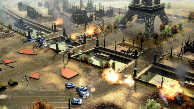Webgame chiến thuật ấn tượng EndWar Online chính thức mở cửa
