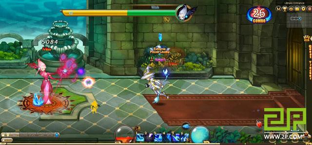 Crusaders of Solaria - Game chặt chém hấp dẫn mới mở cửa