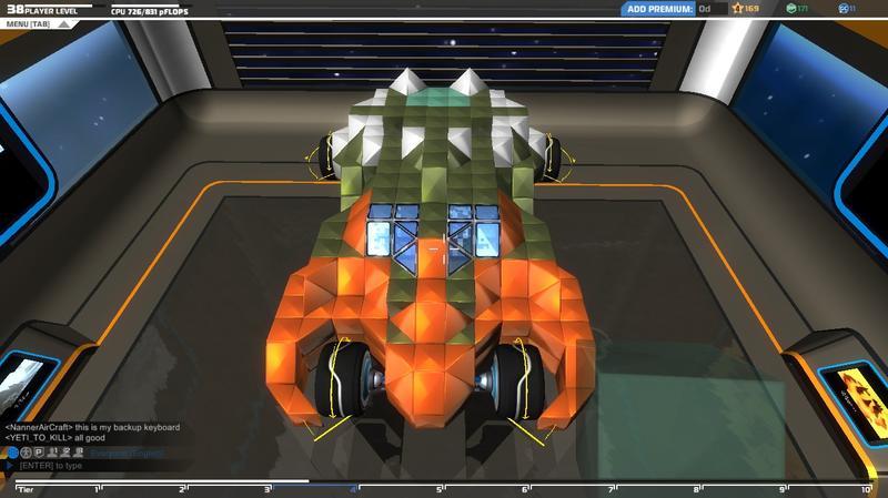 Robocraft - Game xếp hình hấp dẫn cho gamer Việt