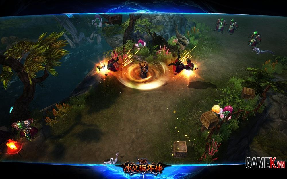Băng Hỏa Phá Hoại Thần - Webgame 3D của Perfect World về Việt Nam