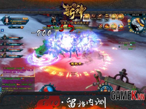 Webgame 3D Trảm Thần được săn đón về Việt Nam