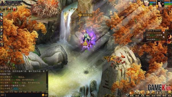 Tổng thể về Ngã Dục Phong Thần - Game 2.5D theo tiểu thuyết mạng 6