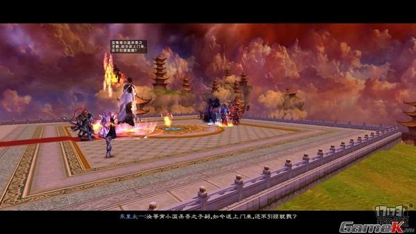 Tổng thể chi tiết gameplay của Phong Thiên 6