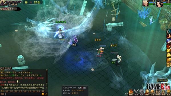 Tổng thể về Ngã Dục Phong Thần - Game 2.5D theo tiểu thuyết mạng 8