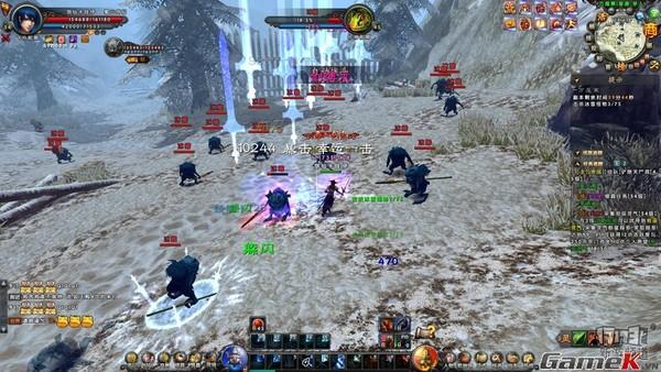 Tổng thể chi tiết gameplay của Phong Thiên 8
