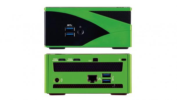 BRIX Gaming - tương lai của dòng máy tính để bàn thu nhỏ