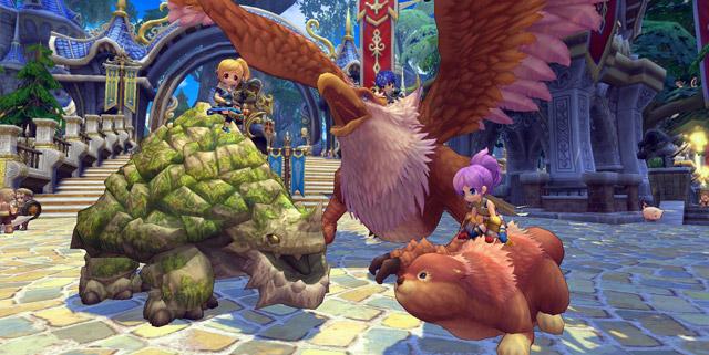 Dragon Slayer - Game chặt chém dành cho fan cuồng manga