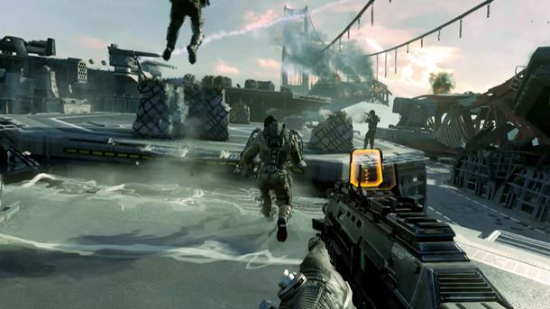 Call of Duty: Advanced Warfare công bố cấu hình yêu cầu