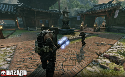 Game bắn súng hấp đẫn Hazard Ops rộng cửa với game thủ Việt