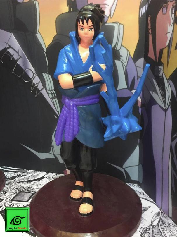 Còn đâu nét đẹp trai lạnh lùng, đốn tim biết bao fan nữ của Sasuke?