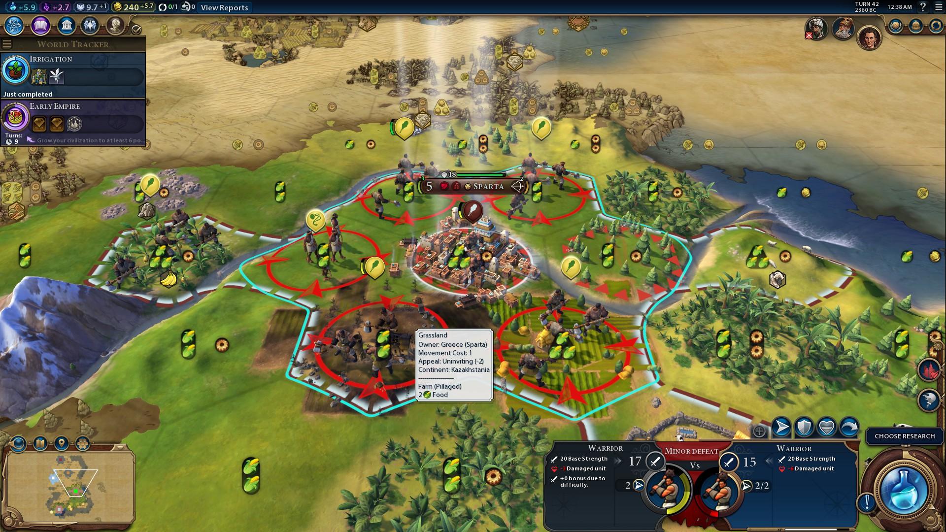 Tựa game Civilization - Game chiến thuật hay nhất 2016