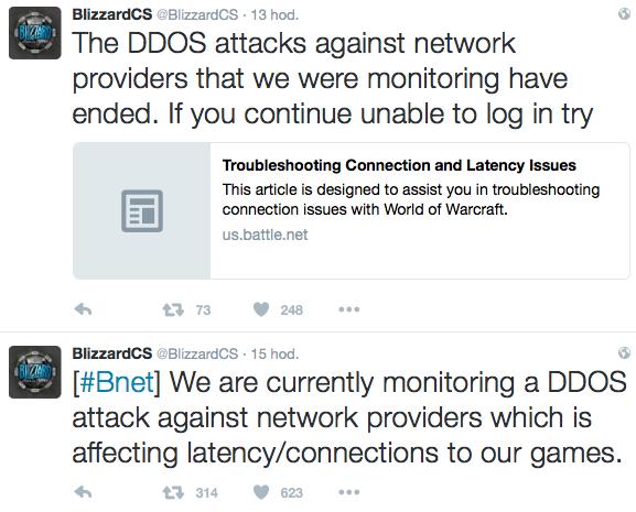 Vì sao kiếm bộn tiền nhưng Blizzard vẫn để bị DDoS đến tối tăm mặt mũi?