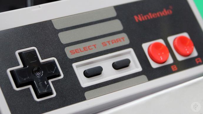 Mở hộp và trên tay NES Classic - Điện tử 4 nút thế hệ mới nhất