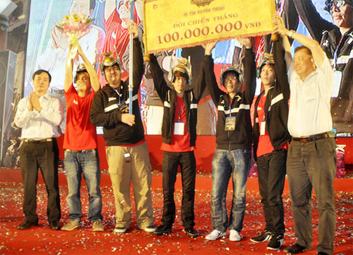 Vô địch ĐNÁ, giành vé đi CKTG - Saigon Jokers truyền cảm hứng cho hàng triệu game thủ Việt Nam